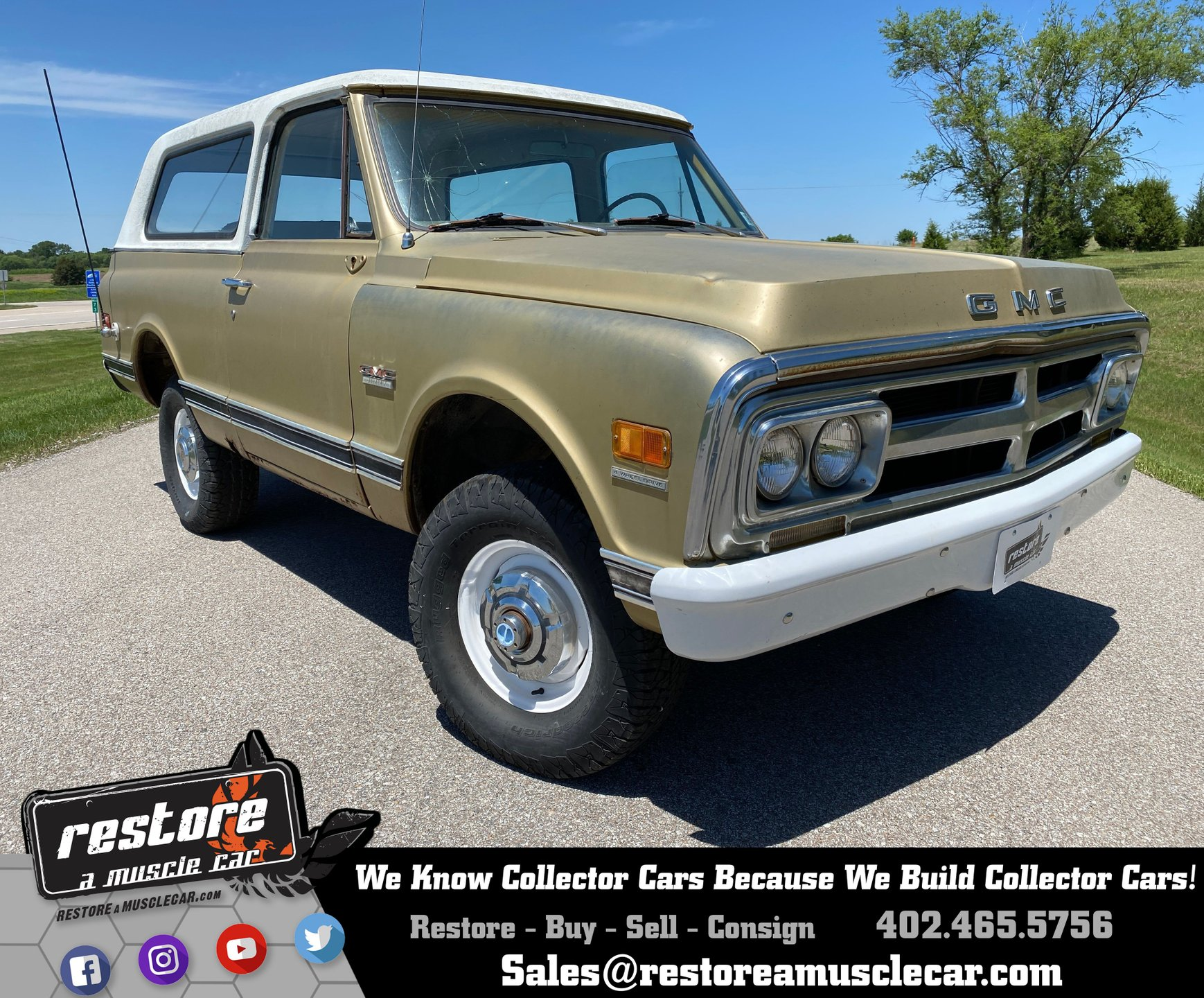 1970 gmc jimmy k5