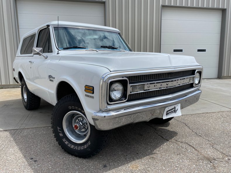 1969 Chevrolet Blazer K5