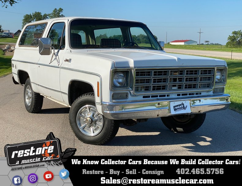 1978 GMC Jimmy