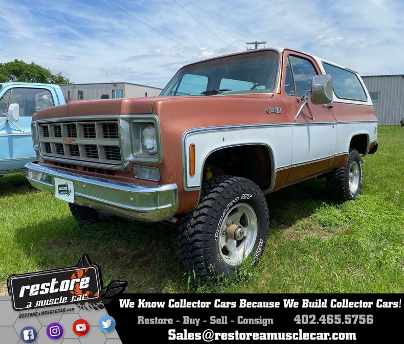 1978 GMC Jimmy K5