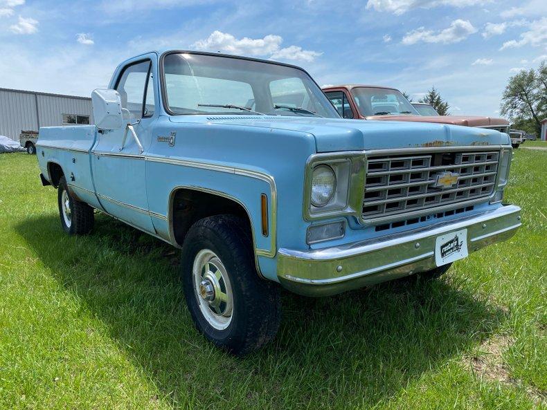 1976 Chevrolet K-20