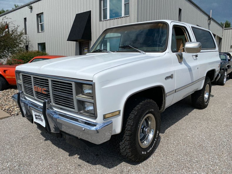 1983 GMC Jimmy K5