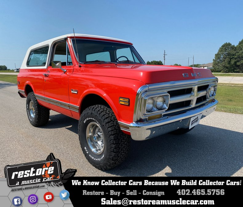 1972 GMC Jimmy K5