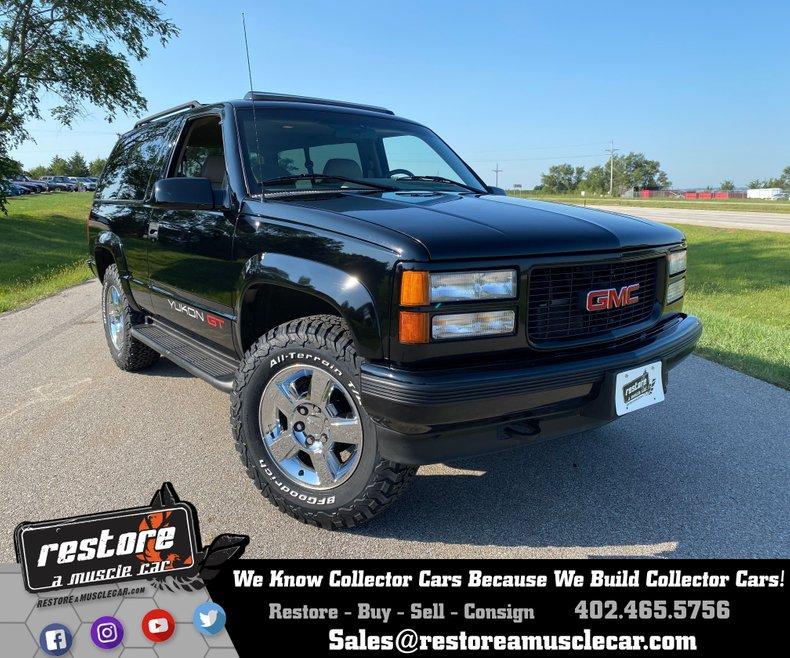 1996 GMC Yukon Z71