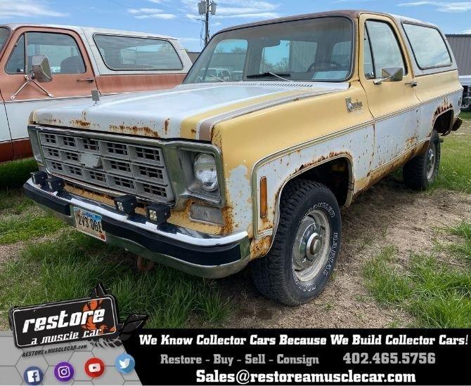 1977 Chevrolet Blazer K5