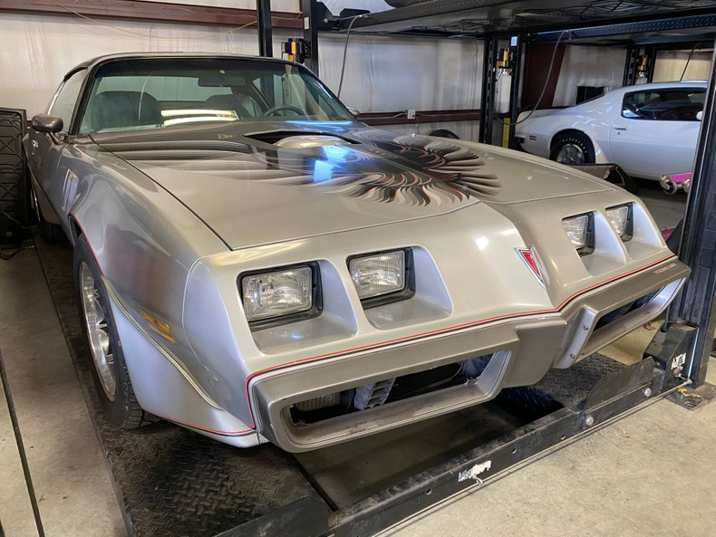 1979 Pontiac Trans Am 10th Ann.