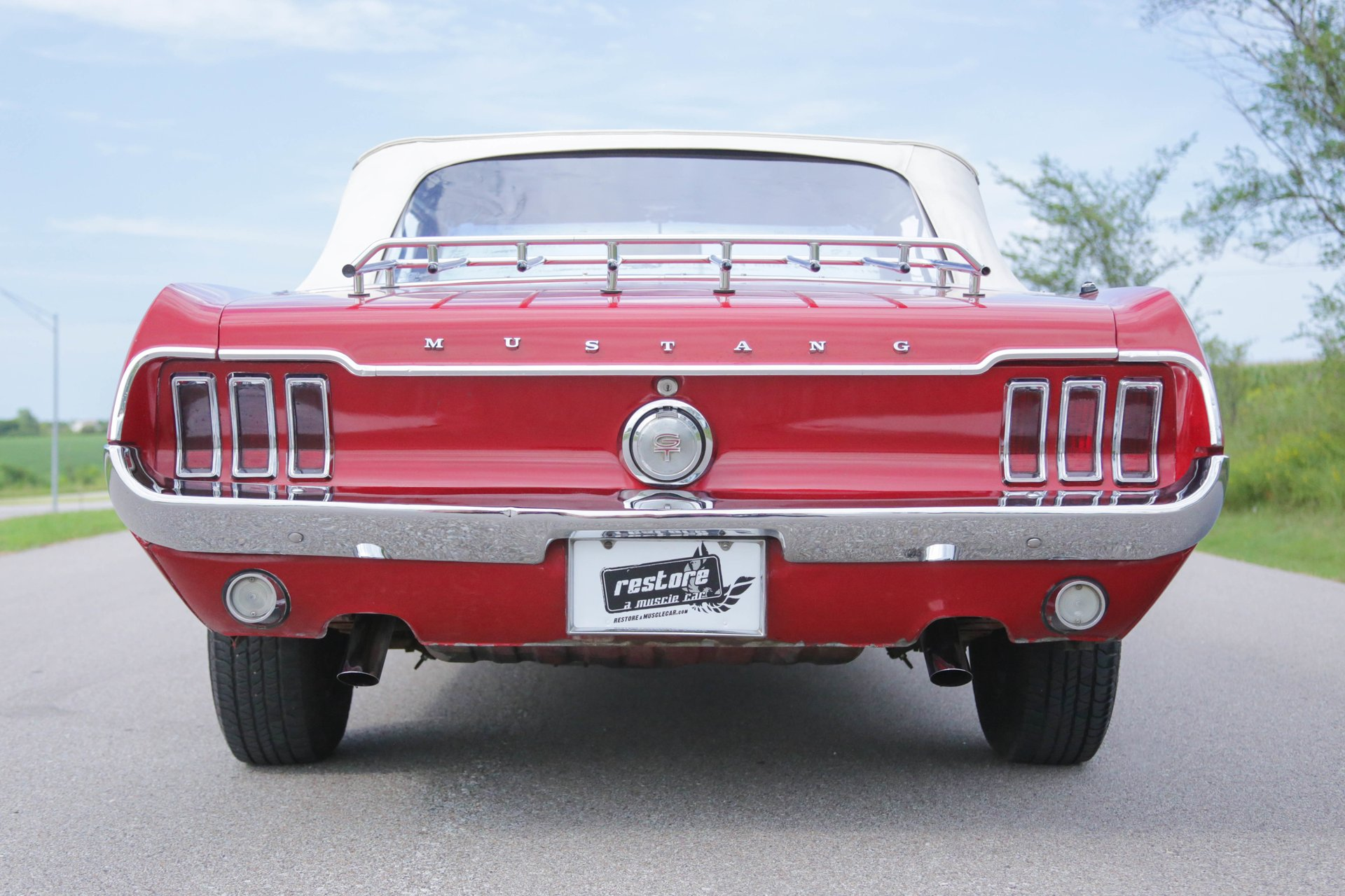 1967 Ford Mustang | Restore A Muscle Car™ LLC