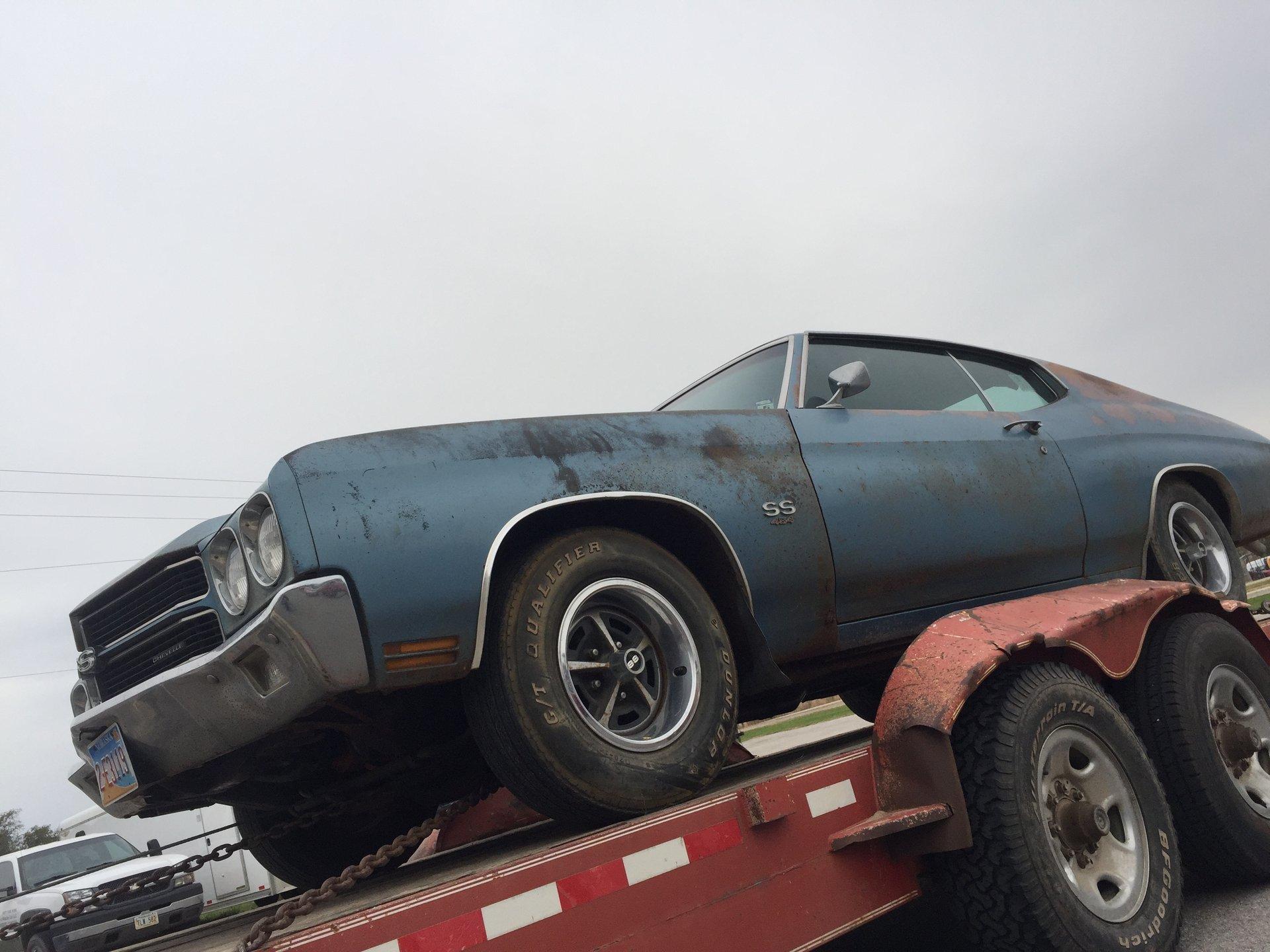 1970 chevy chevelle