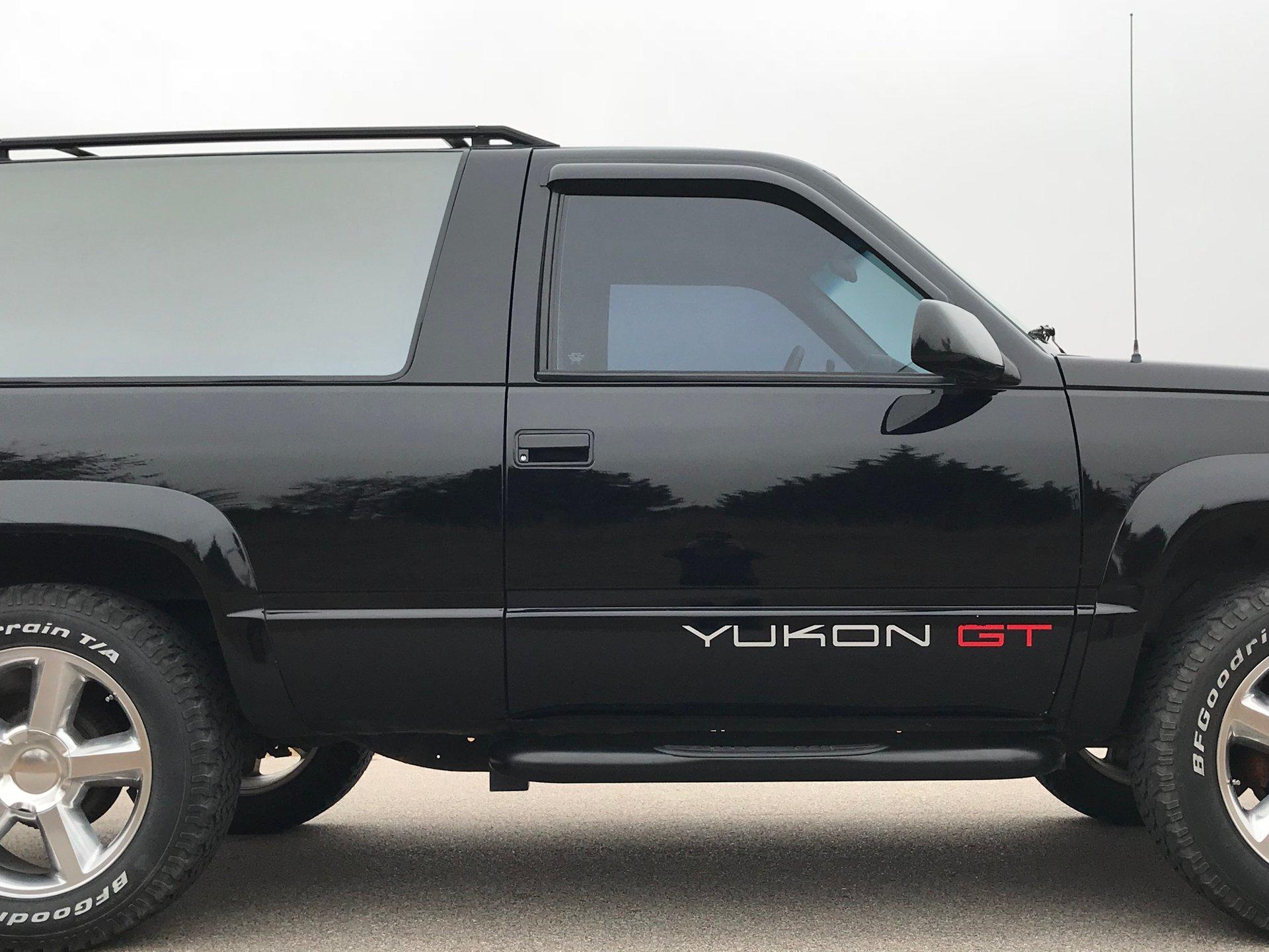 1994 Gmc Yukon Restore A Muscle Car Llc