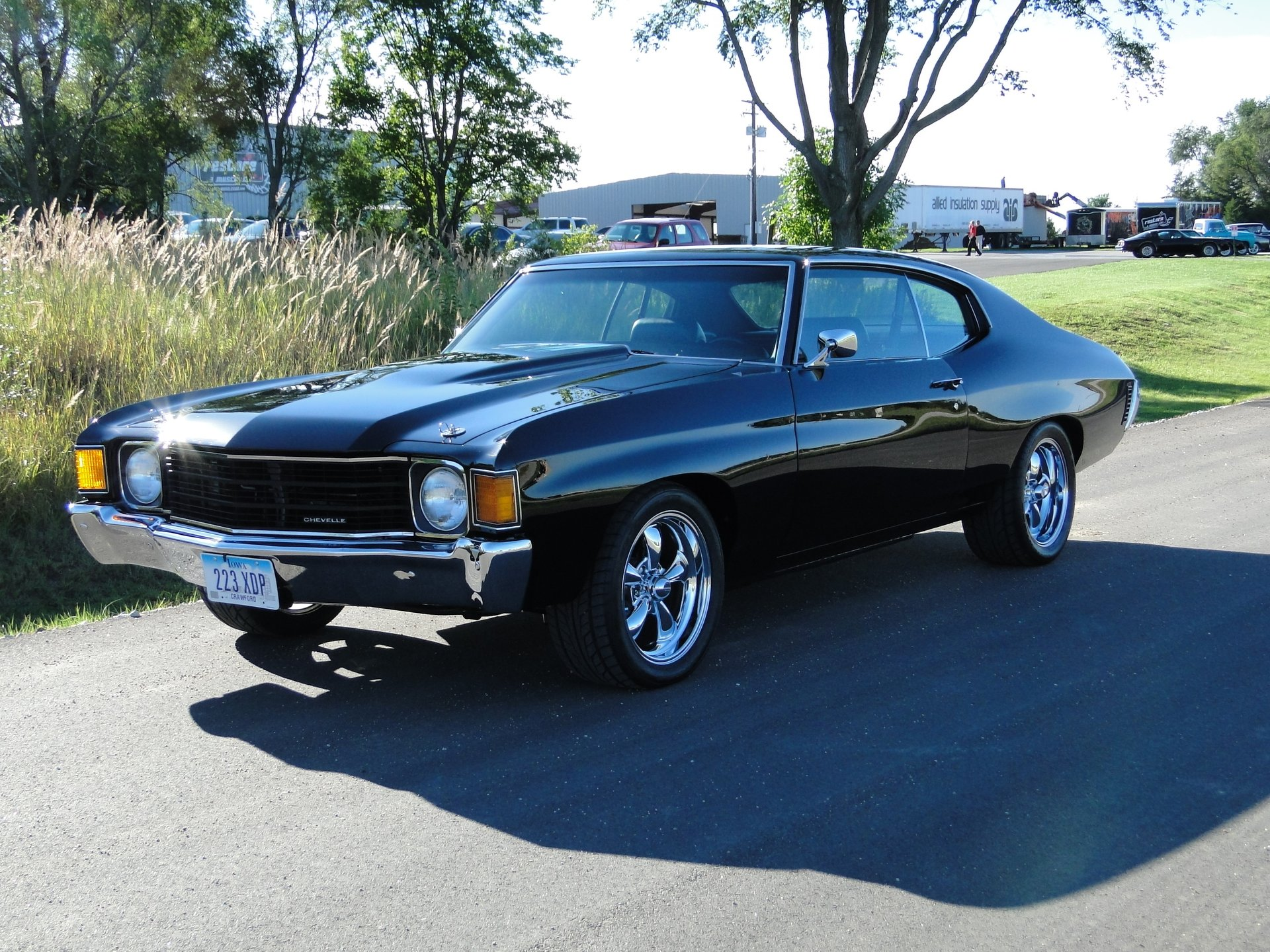 1972 chevy chevelle