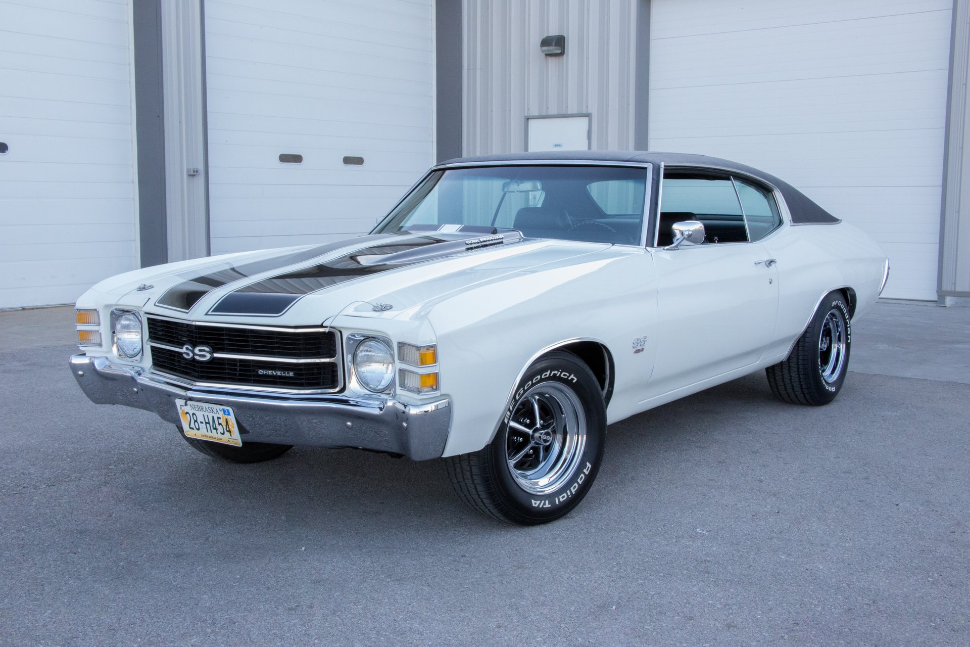 1971 chevy chevelle