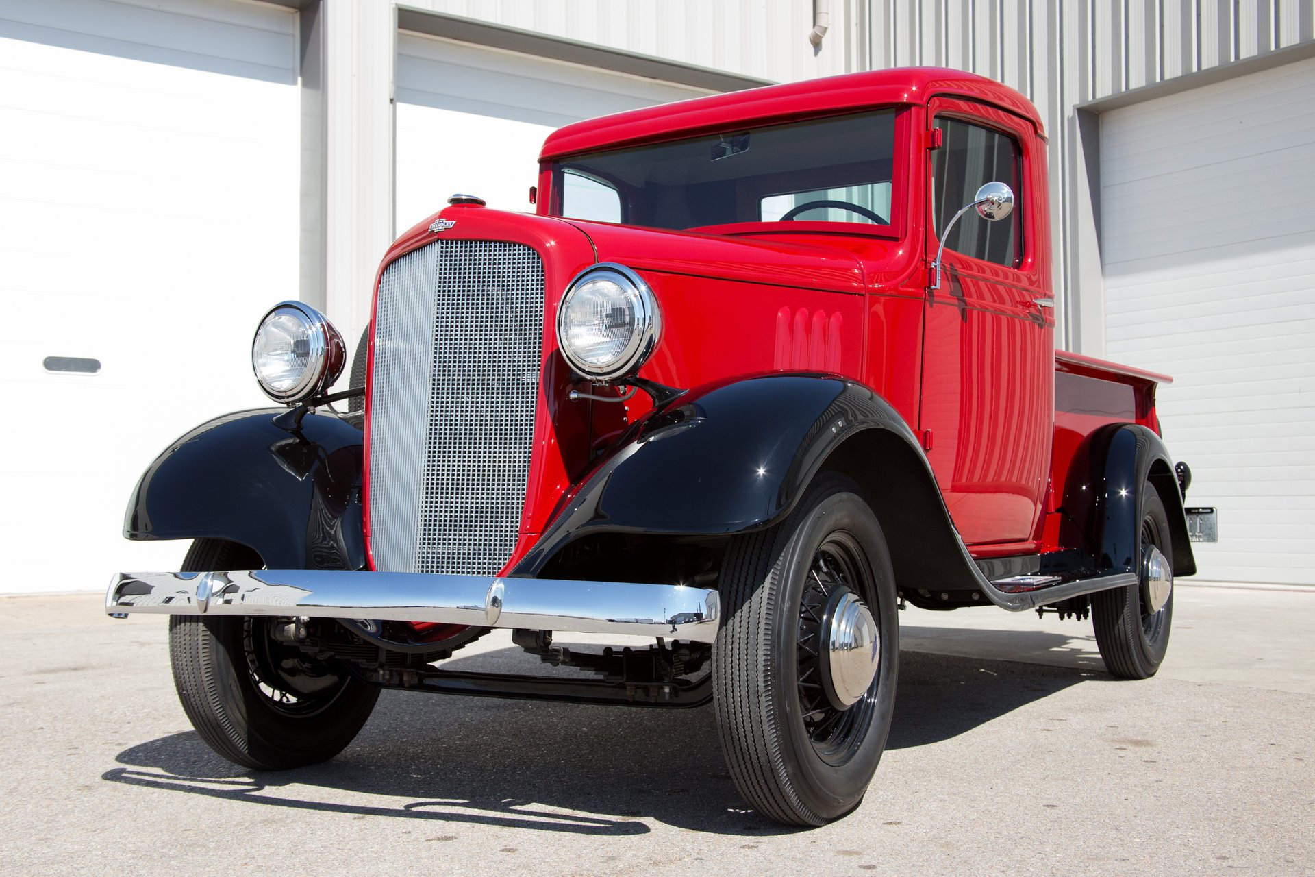 1935 chevy pickup