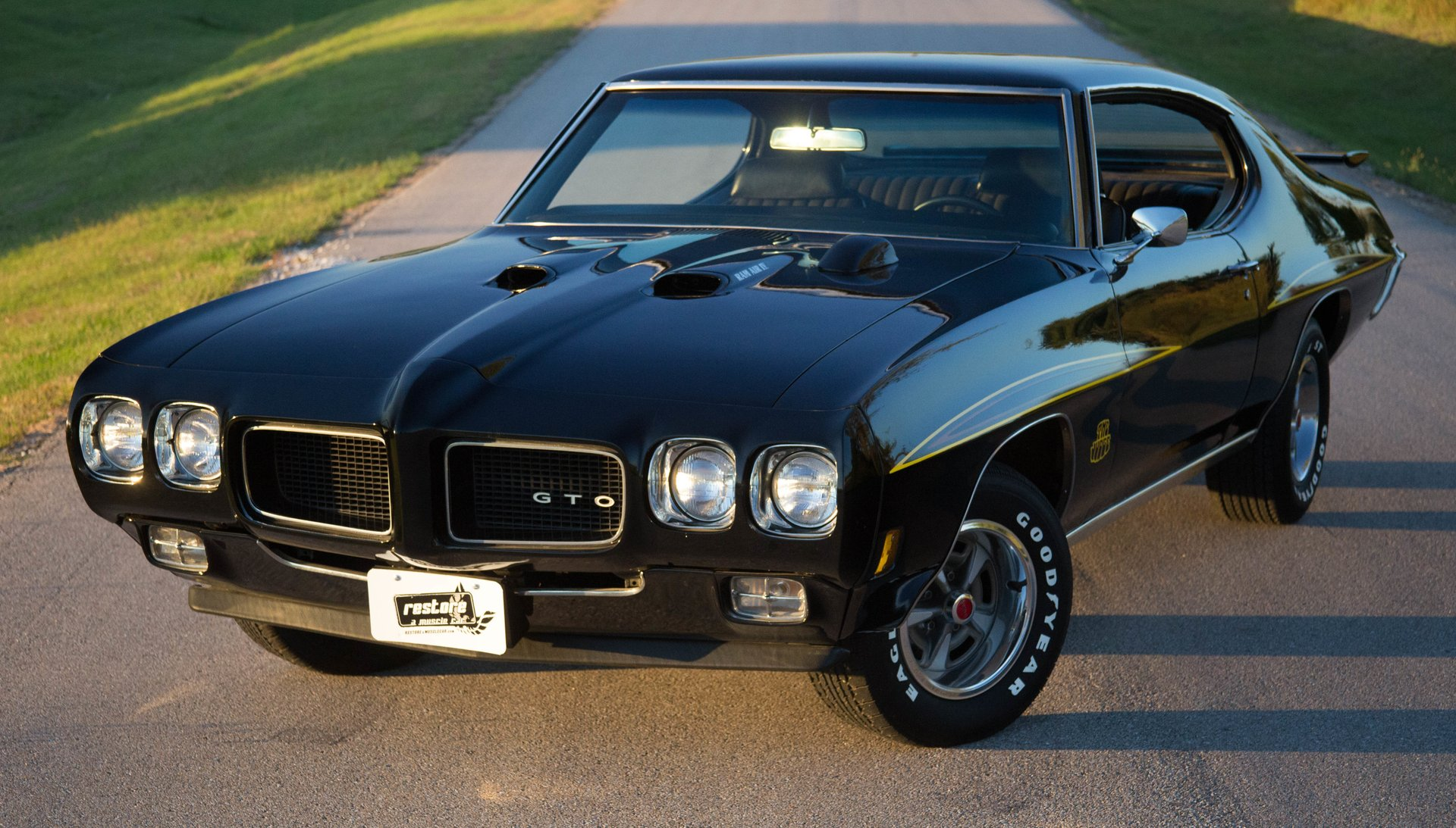 1970 pontiac gto judge ra iv restore a muscle car llc