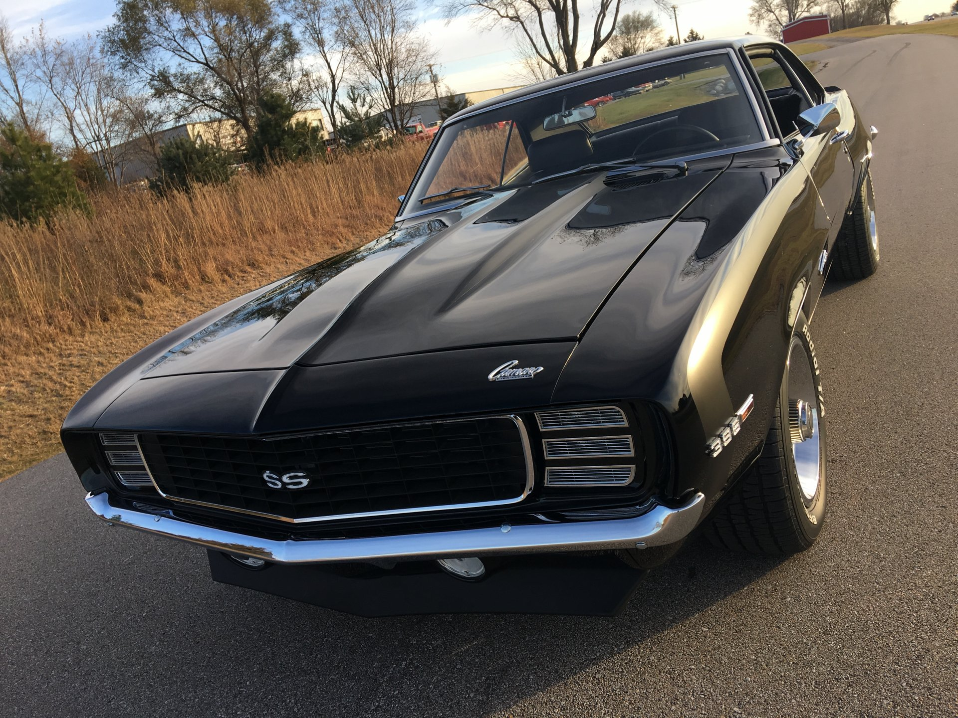 1969 Chevrolet Camaro Restore A Muscle Car Llc