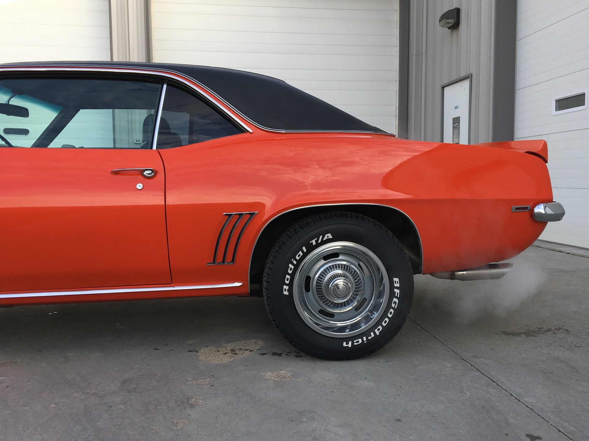 1969 Chevrolet Camaro | Restore A Muscle Car™ LLC