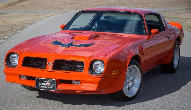 1976 Pontiac TransAm For Sale