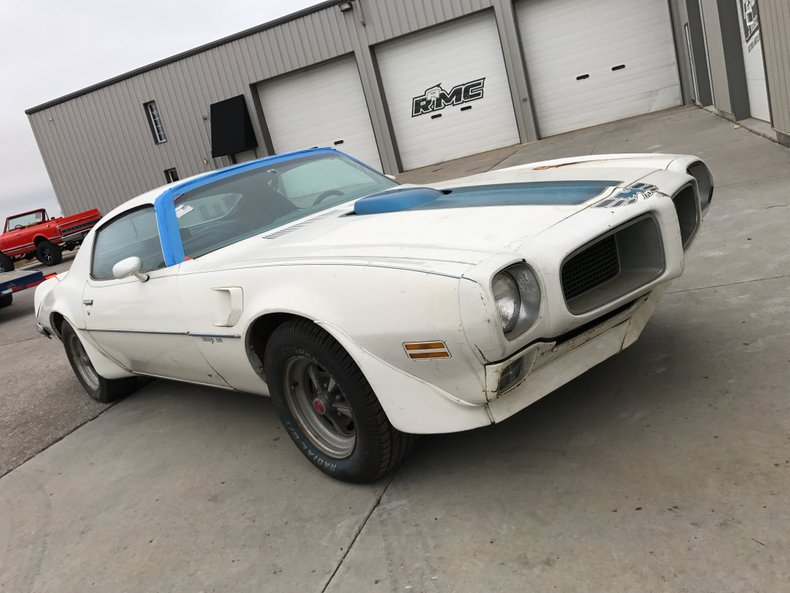 1970 Pontiac Trans Am For Sale