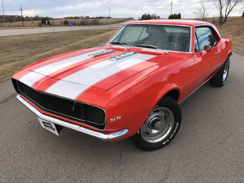 1967 Chevrolet Camaro | Restore A Muscle Car™ LLC