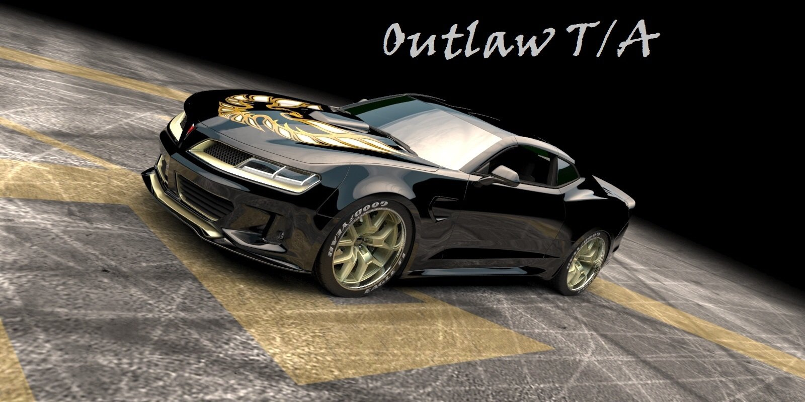 2017 chevrolet camaro outlaw t a