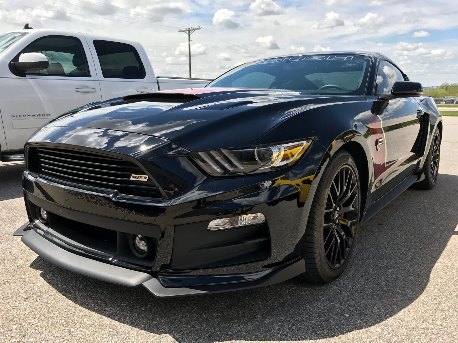 2016 ford roush