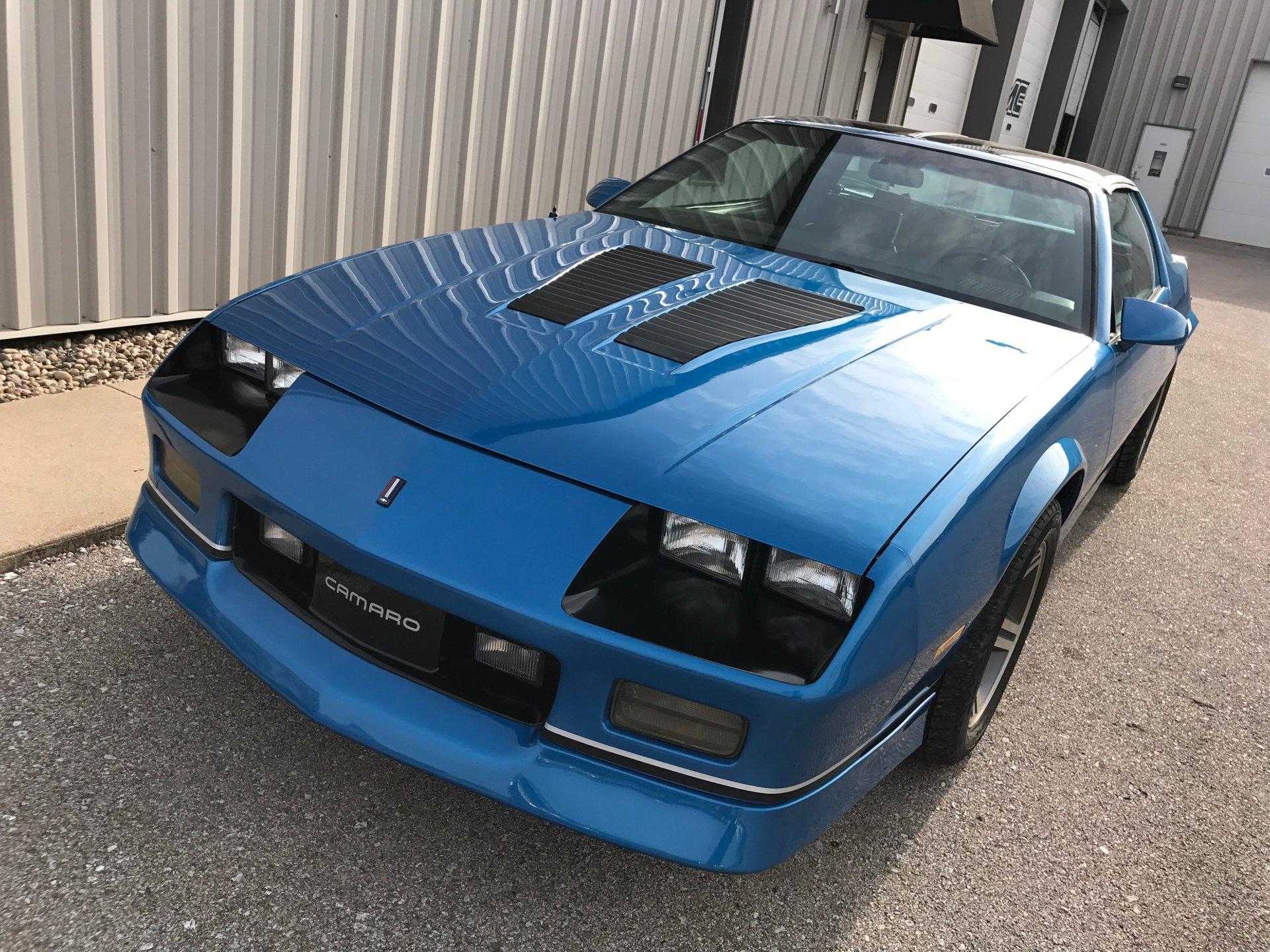 1985 chevy camaro z28