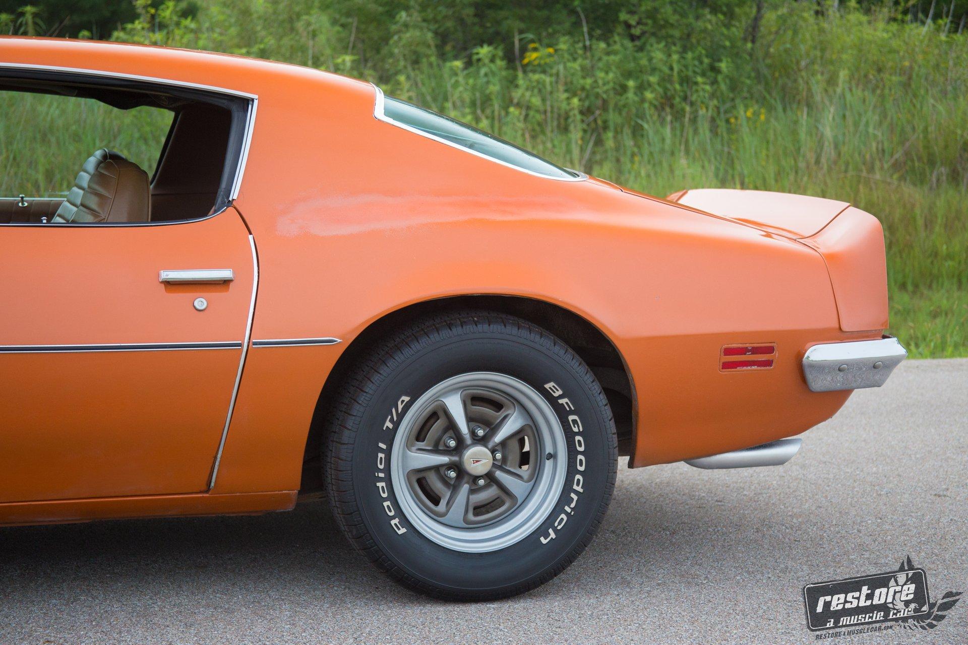 1973 Pontiac Formula   Restore A Muscle Car™ LLC