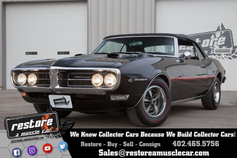 restoring a muscle car