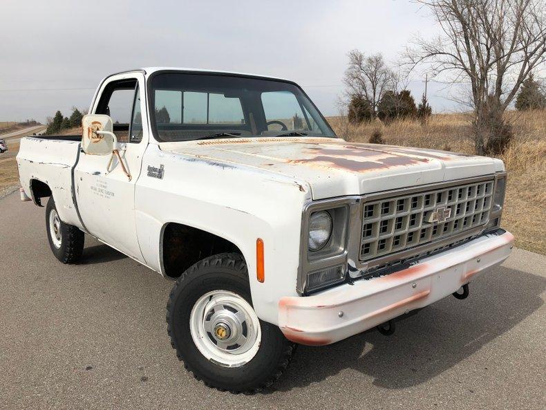 1980 Chevrolet K-10