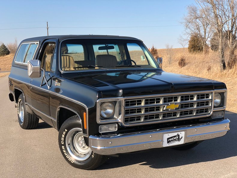 73-77 GMC JIMMY 4WD CARPET COMPLETE