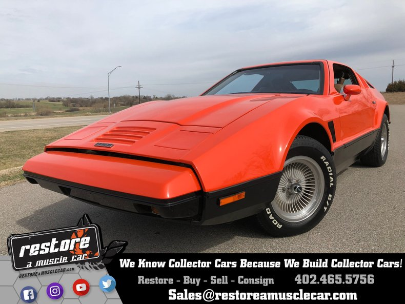 1975 Ford Bricklin SV-1
