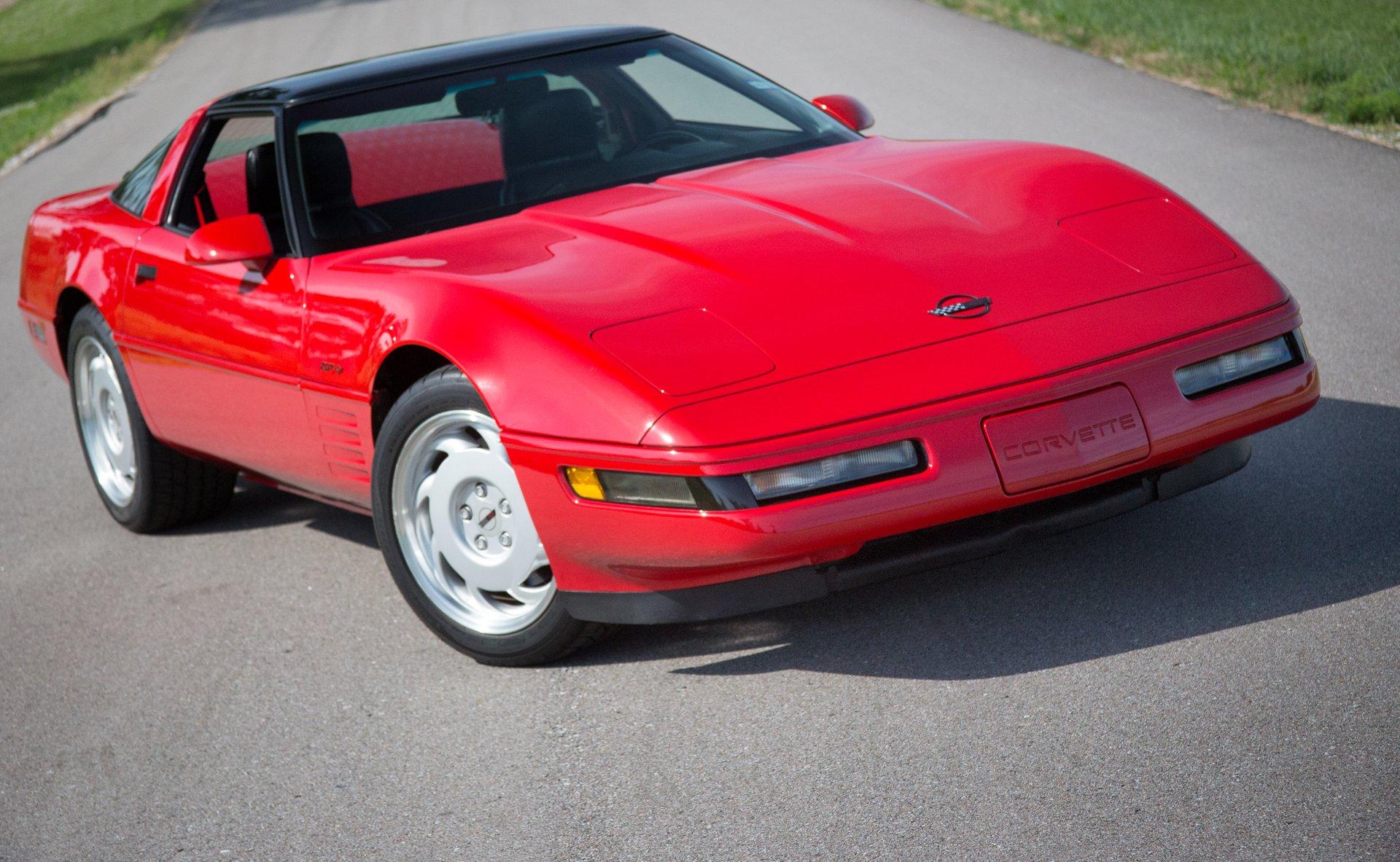 1992 chevrolet corvette z07