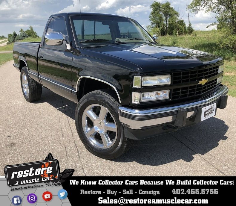 1990 Chevrolet C K Pickup 1500 Restore A Muscle Car Llc