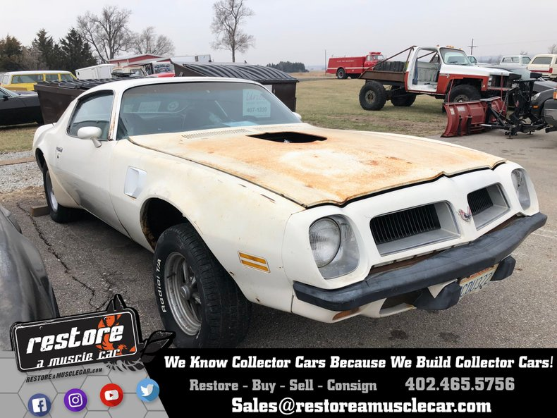 1974 Pontiac Trans Am For Sale 209105 Motorious