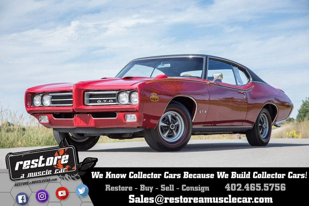 1969 pontiac gto judge ra iv