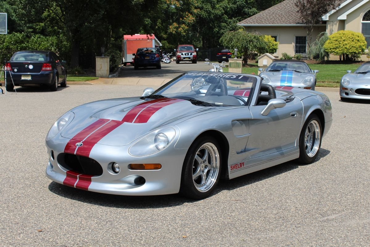 1999 shelby series 1 x 50