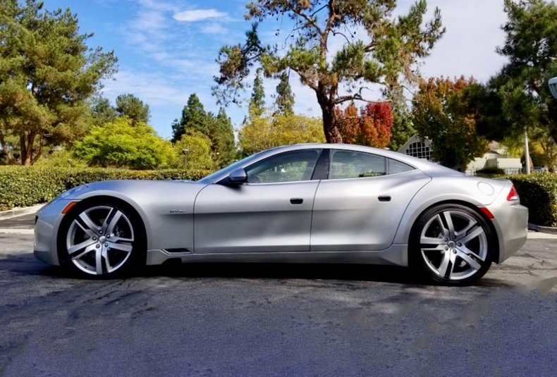 2012 Fisker Karma Signature Edition