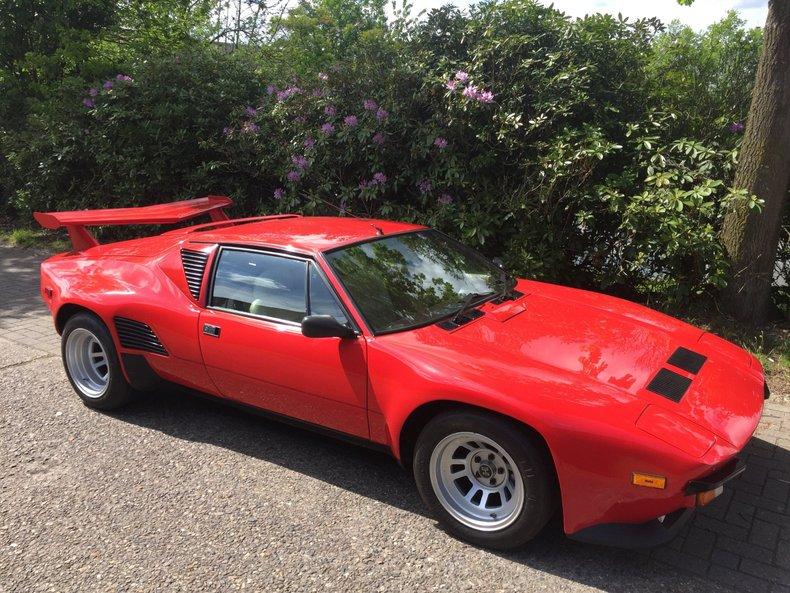 1983 De Tomaso Pantera GT5-S