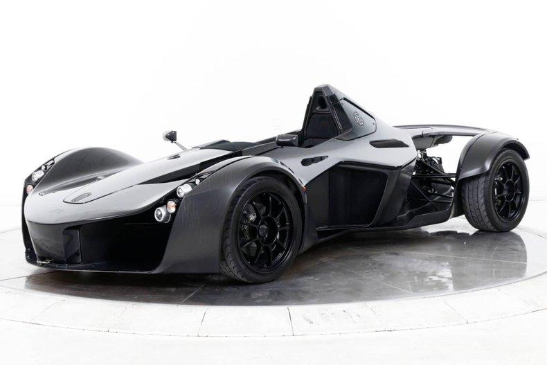 2015 BAC (Briggs Automotive Company) Mono