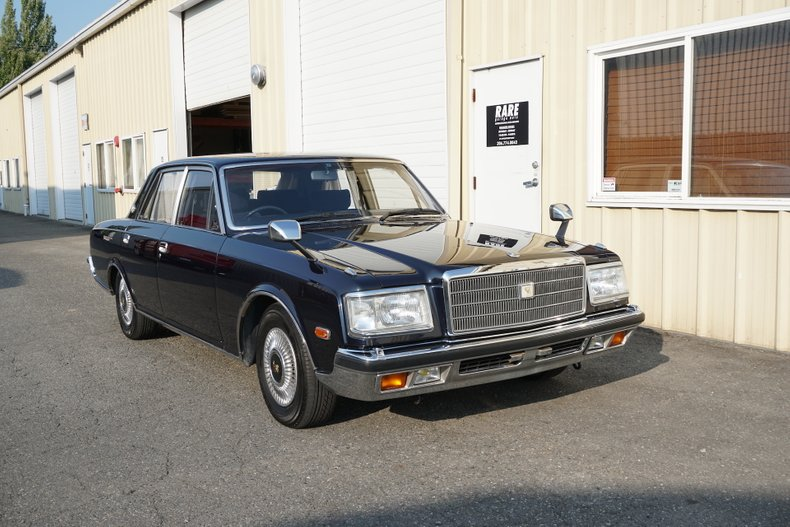 1990 Toyota Century For Sale
