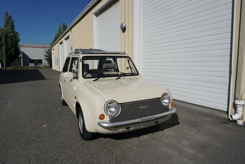 1989 Nissan PAO For Sale