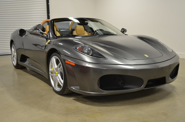 2008 Ferrari F430 Spider For Sale