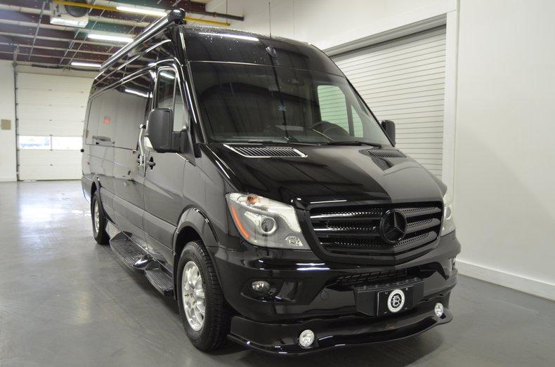 2018 Mercedes-Benz 3500 Cargo Van