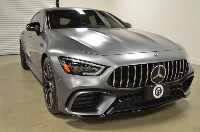 2019 Mercedes-Benz AMG GT 63 S 4Matic+