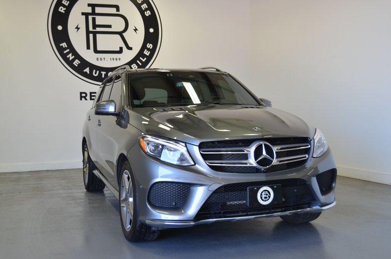 2018 Mercedes-Benz GLE400