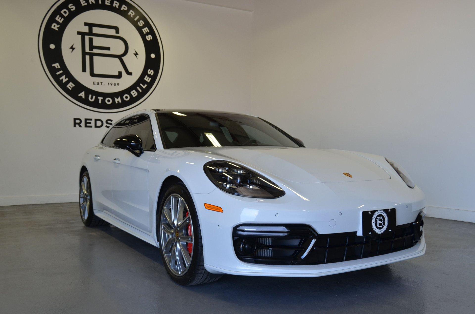 2018 Porsche Panamera Turbo Sport Turismo For Sale 199942 Motorious