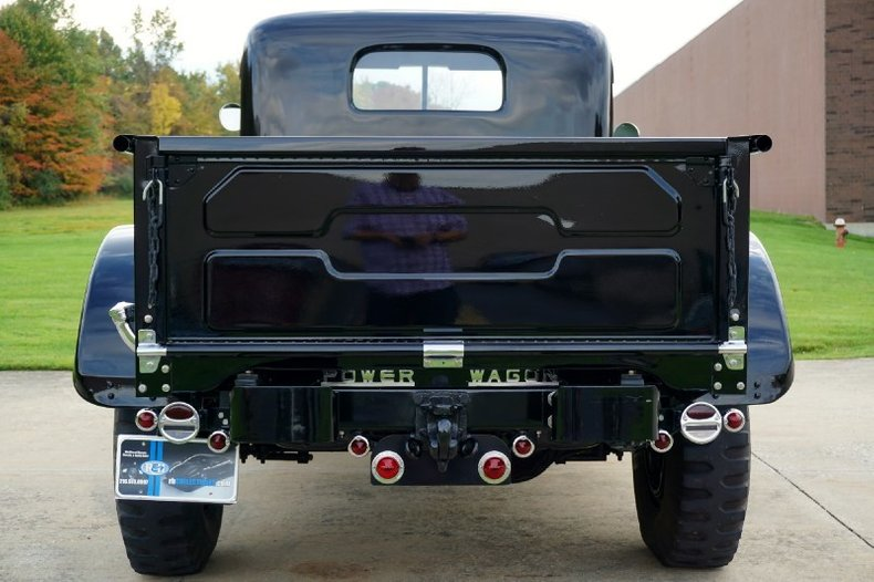 1944 Dodge Power Wagon