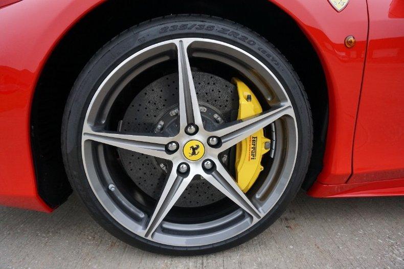 2014 Ferrari 458