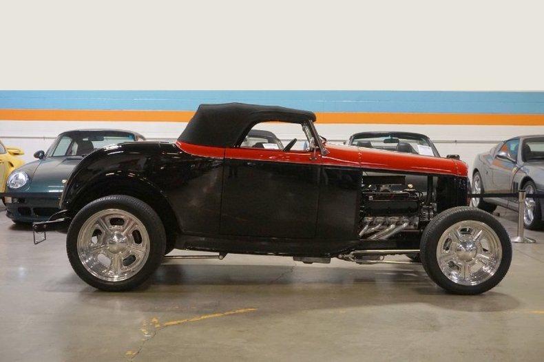 1932 Ford Deuce,
