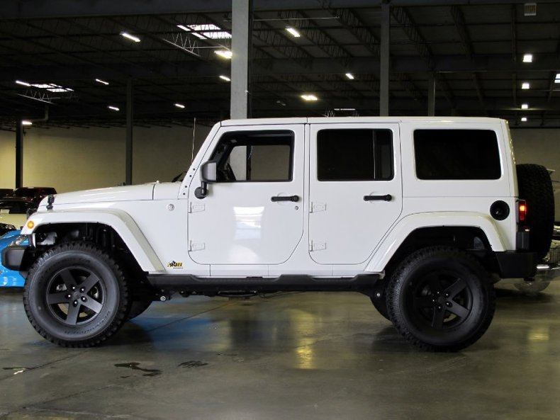 2011 Wrangler Unlimited
