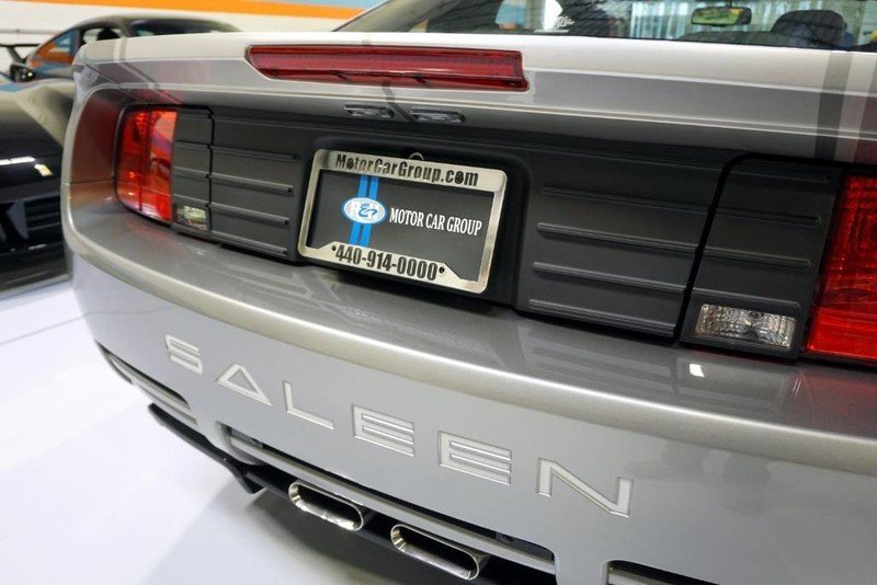 2008 Ford Mustang Saleen S302e Sterling Extreme Berlin Motors